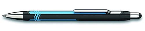Schneider Epsilon Black/Blue Ballpoint Pen