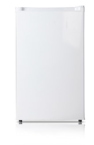 Midea WHS-109FW1 Upright Freezer, 3.0 Cubic Feet, White