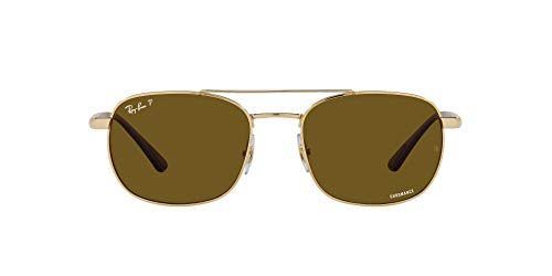 Ray-Ban 0RB3670CH Gafas, 001 / AN, 54 Unisex Adulto