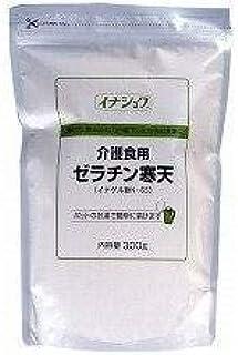 介護食用ゼラチン寒天 300g (伊那食品工業) (5袋)