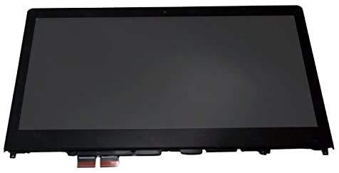 for Lenovo 14' FHD LCD LED Display Touch Digitizer + Bezel Frame Assembly Thinkpad Flex 4-14 1470 1480 80SA 80VD 80S7 Yoga 510-14IKB