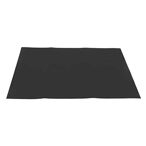 Heat Resistant Mat, Anti-Slip Mat, Not Absorb Odors Silicone Heat Insulated Pad, for Air Fryer Toaster Oven Coffee Maker for Microwave(Rectangle)