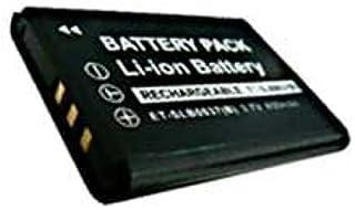 Batería de Litio Recargable Compatible para cámara/videocámara Digital para: Samsung SLB 0837B SLB0837B