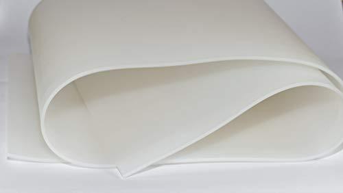 Silikon 60, Silikon-Platte, transparent, 600x 300x 1 mm
