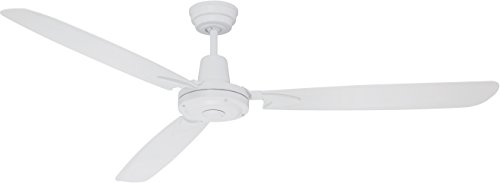 Craftmade 3 Blade Ceiling Fan Without Light VE58FB3 Velocity...