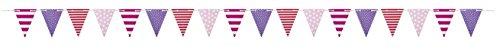 JaBaDaBaDo Flagline Papier pink Z17050