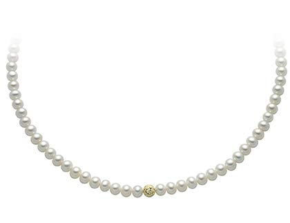 Collana di perle donna pcl4979gy Yukiko