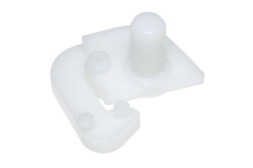 Véritable Indesit réfrigérateur congélateur Main gauche Fermeture de porte Aide C00115404
