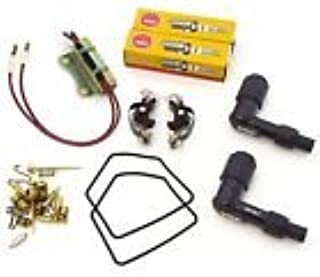 Tune Up Kit - Compatible with Honda CB350 CL350 Twins - 1970-1973