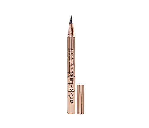 LA-Splash Cosmetics Art-ki-tekt (Waterproof) Slim Eyeliner - Chromate by LA-Splash Cosmetics