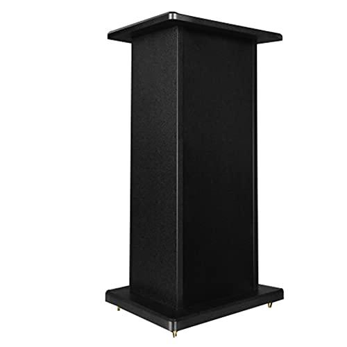 baa Soporte de Altavoz Sand Sound Box Soporte Universal Floor Soportes de Altavoz de 24 Pulgadas para el Sonido Envolvente Puede soportar el 99 por ciento de los Altavoces en el Mercado 1 par