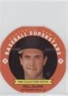 Will Clark (Baseball Card) 1988 Fantastic Sam's Baseball Superstars Disc - [Base] #12