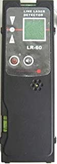 ADA Instruments グリーン レーザー墨出し器用 受光器 LR60G 固定用クランプ付き バイス ディレクター レーザーキャッチャー ADAレーザー共通受光器