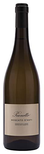6x 0,75l - 2018er - Prunotto - Moscato d'Asti D.O.C.G. - Piemonte - Italien - Weißwein süß