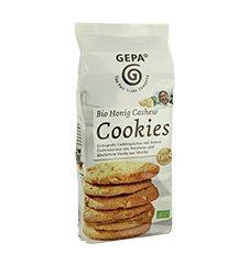 GEPA Bio Honig Nuss Cookies 1 Karton (7 x 150 g)