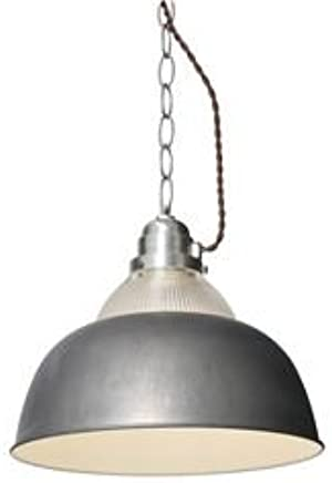 ペンダントライト/照明器具 【1灯】 スチール/ガラス製 レトロ ELUX(エルックス) BEZEL