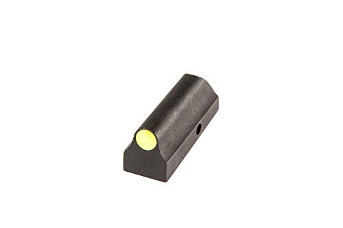 Best Price XS Sights New Standard Dot Night Sights for Ruger LCR Pistols, Glow Sights for Tactical A...