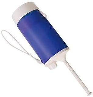 【防災グッズ】【アウトドア】ミヨシ(mco)乾電池不要 トラベルトイレシャワー MBK-TW01/BL [並行輸入品]