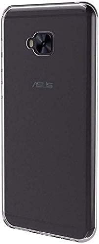 Compatibile PER Asus Zenfone 4 SELFIE PRO (ZD552KL) Z01MD Z01MDA 5.5 Custodia COVER CASE GEL SILICONE GOMMA TPU morbida + PELLICOLA VETRO temperato ANTIURTO antigraffio (trasparente)