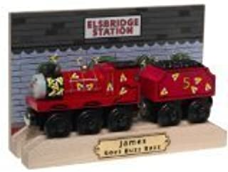 Thomas & Friends Wooden Railway - Limited Edition James Goes Buzz Buzz