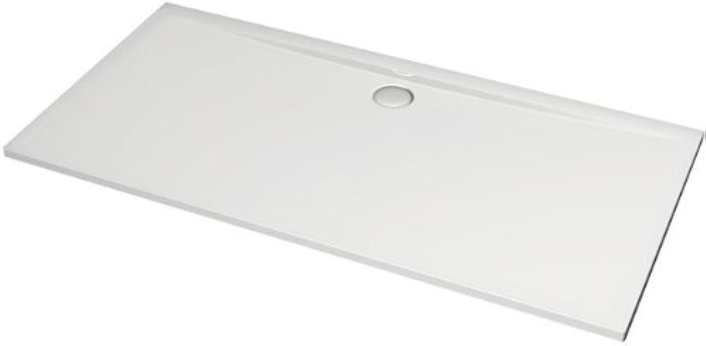 Ideal Standard K5191YK Ultraflat Teller Dusche Bohrung 90Acryl rutschfest