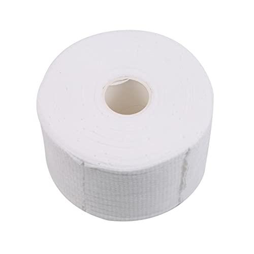 SHENG shengyuan Toile de Visage Tissu Visage Non tissé Tissu de Coton Coton jetable lingettes de Maquillage à Usage Unique Nettoyage Facial Tissue Papier (Color : White)