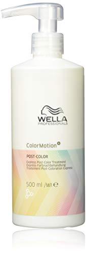 Wella Color Motion Post - Color Treatment 500ml - Tratamiento posterior a la coloracion
