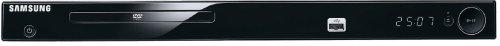 Samsung DVD-P 390 DVD-Player (DivX-Zertifiziert, MP3-Ripping, USB 2.0) schwarz