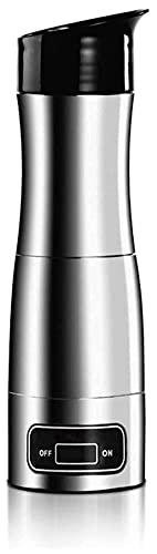 Przenośna kuchenka elektryczna Ekspres do kawy Moka Pot Mini Ekspres do kawy Ekspres do kawy Ekspres do kawy (kolor: srebrny, rozmiar: 150 ml)