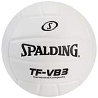 Spalding VB3 Indoor Volleyball Black White