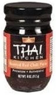 Thai Kitchen Gluten Free Roasted Red Chili Paste, 4 oz
