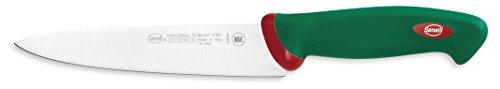 Coltello multiuso rigido, per il taglio e la mondatura di verdura e frutta Lunghezza lama: 18 cm Made in Italy
