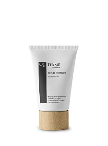 Qc Terme Cosmetics Scrub Termale - Esfoliante Viso - 50 ml