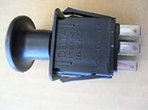 electric lawn mower switch