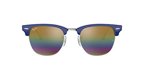 Ray Ban Sonnenbrille RB3016 CLUBMASTER W0365 / 51