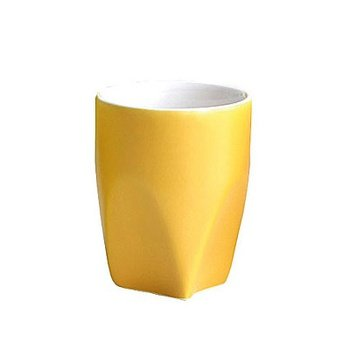Cappuccino Cup Yellow