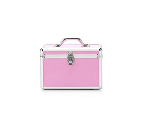 Trousse De Maquillage Beauty Case Toiletry Bag Boîte De Maquillage Grande Capacité Eau Lait Soins De La Peau Cosmétiques Boîte De Rangement Portable