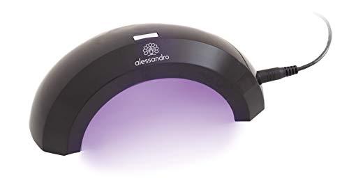 Alessandro Lampe Striplac Strong Pearl LED Trousses d'Accessoires de Manucure