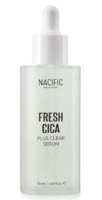 断線ピースアラブサラボ[NACIFIC] Fresh Cica Plus Clear Serum/フレッシュシカプラスクリアセラム [並行輸入品]