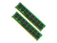 OCZ Valueram DDR3 PC3-12800 Arbeitsspeicher 2GB Kit (2X 1GB, 1600MHz, CL8)