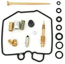Carburetor Carb Rebuild Repair Kit - Compatible with Honda CM400 CM400T CM400C CM400E 1980-1981