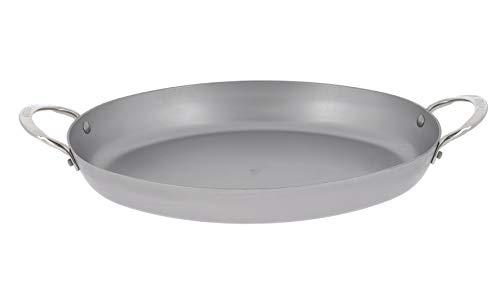 Oval Steel Roasting Pan