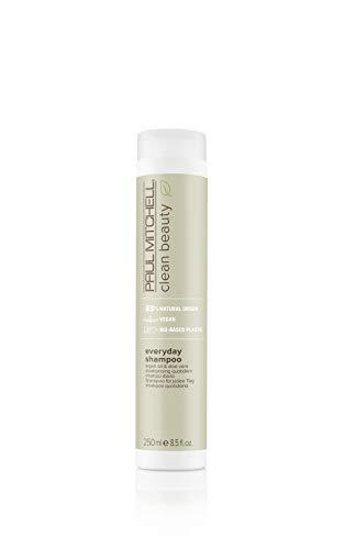 Paul Mitchell Clean Beauty Everyday Shampoo – Vegane Haar-Wäsche Für Alle Haar-Typen, Tägliche Haarpflege Mit Argan-Öl – 250 Ml