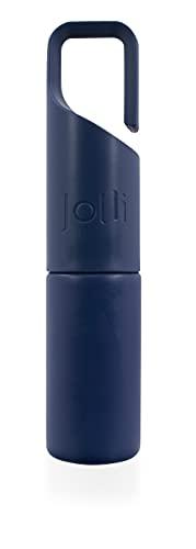 Jolli Spray ジョリー スプレー アルコール80%以下対応 消毒 携帯 容器 詰め替え 小分け ボトル (Blue)