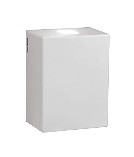 Beghelli X-Cube Led-wandlamp, 3000 K, warm licht