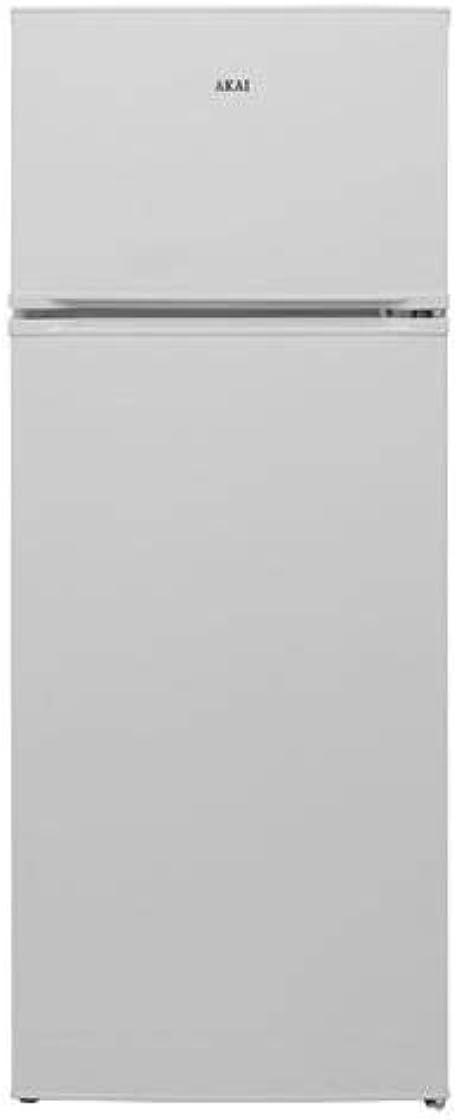 Frigorifero akai akfr243v/t con congelatore libera installazione 216 l a+ colore bianco