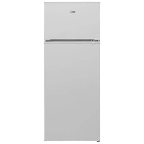 AKAI frigorifero AKFR243V/T con congelatore Libera installazione 216 L A+ Colore Bianco