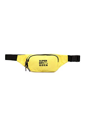 Superdry Tasche SMALL BUMBAG Nautical Yellow, Size:ONE SIZE
