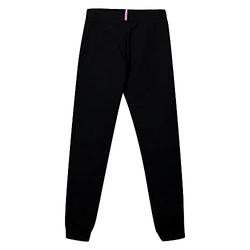 Le Coq Sportif Ess Regular Pant N°1 – Children's Trousers, Boys, Trouser, 2110348, Black, 8 Years