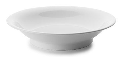 LACOR 63550 Plat Ronde de mélamine Classique 7,5 cm Ø 35 cm Blanc